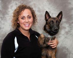 K9 Central Team - Shayne Jarvis-O'Connor